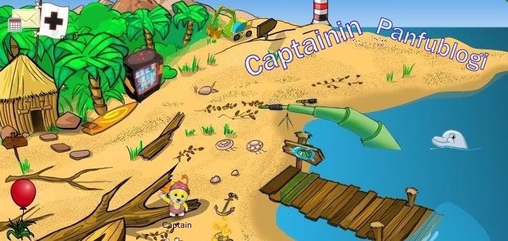 Captainin panfublogi