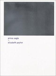 Prince Eagle: An Artist's Book Elizabeth Peyton