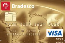 Cartão Bradesco Gold