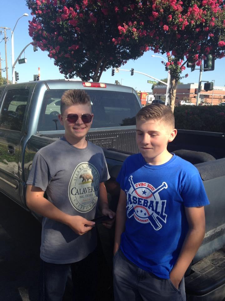 Jake & Luke