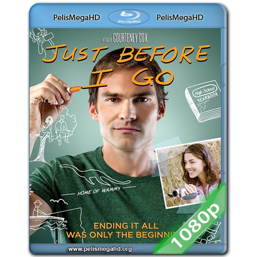 JUST BEFORE I GO (2014) FULL 1080P HD MKV INGLÉS SUBTITULADO