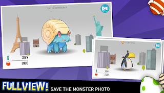 Game Alternatif Mirip Pokemon Android Terbaru dan Seru 2016