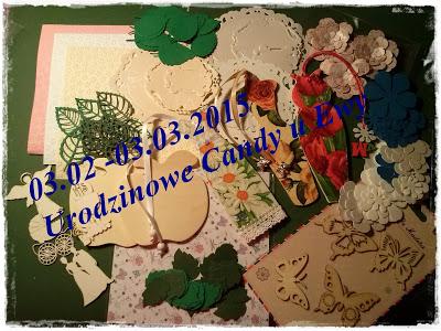 MOJE CANDY 03.02 - 03.03.2016 rozstrzygniete