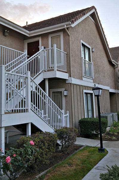 Marriott Residence Inn Fullerton CA