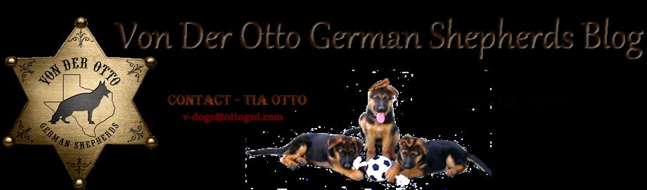 Von der Otto German Shepherds Blog