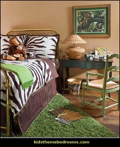 Go wild with fun jungle themed bedroom decorations  Just. Decorating theme bedrooms   Maries Manor  jungle theme bedrooms