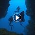 Lo que filmaron bajo la superficie del mar es increible. ¡WOW!