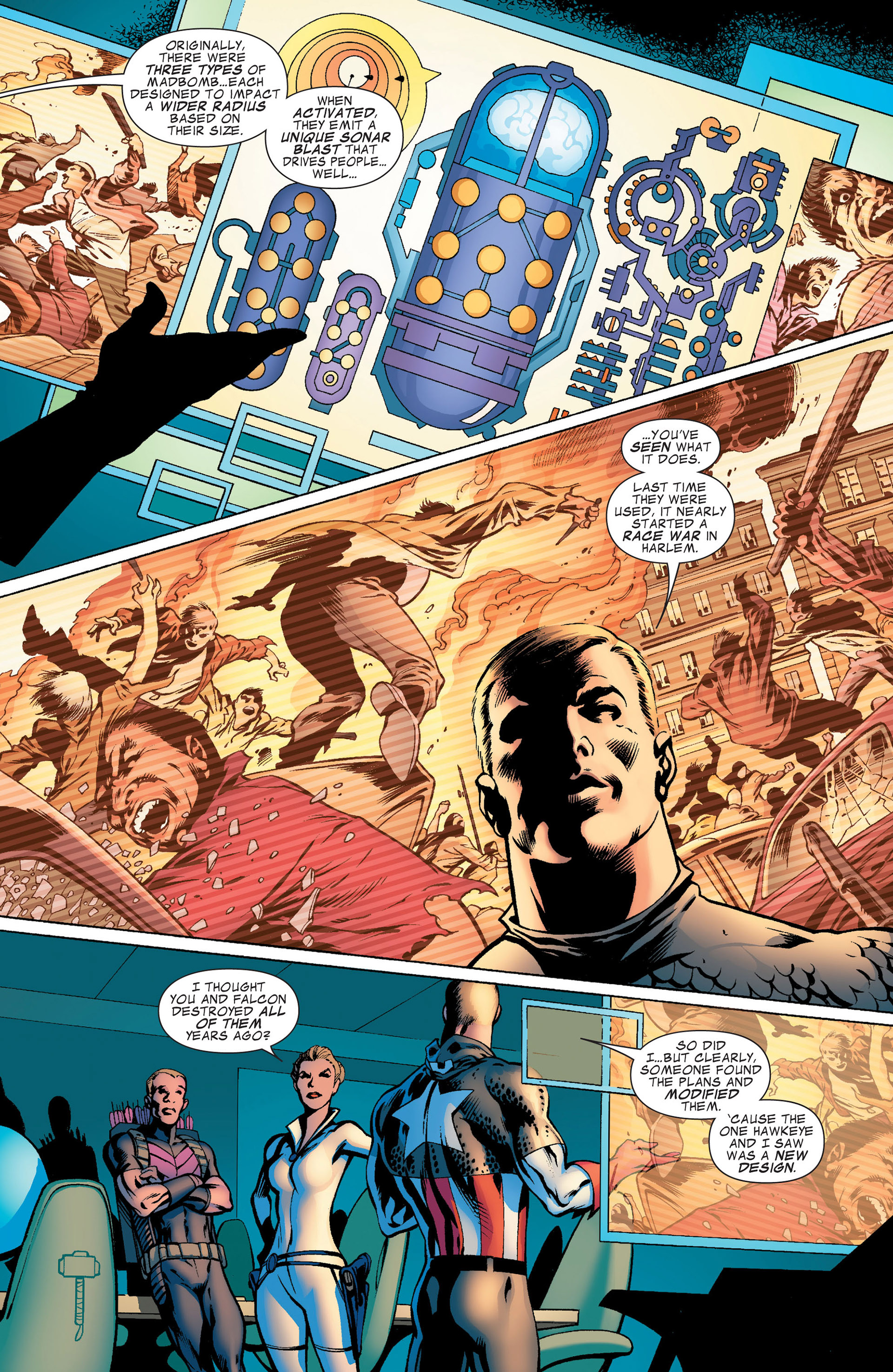 Captain America (2011) Issue #7 #7 - English 8