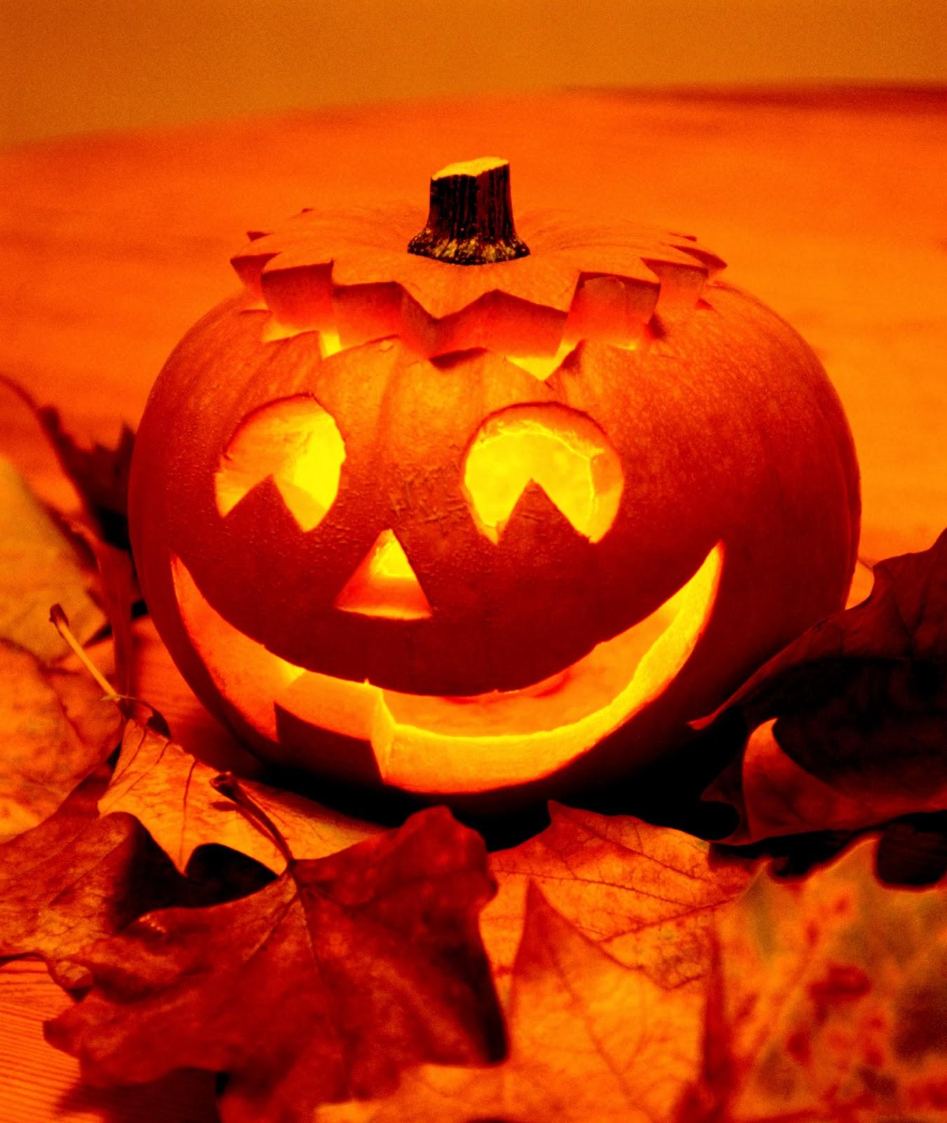 Foto divertenti zucche di halloween for Immagini zucche halloween