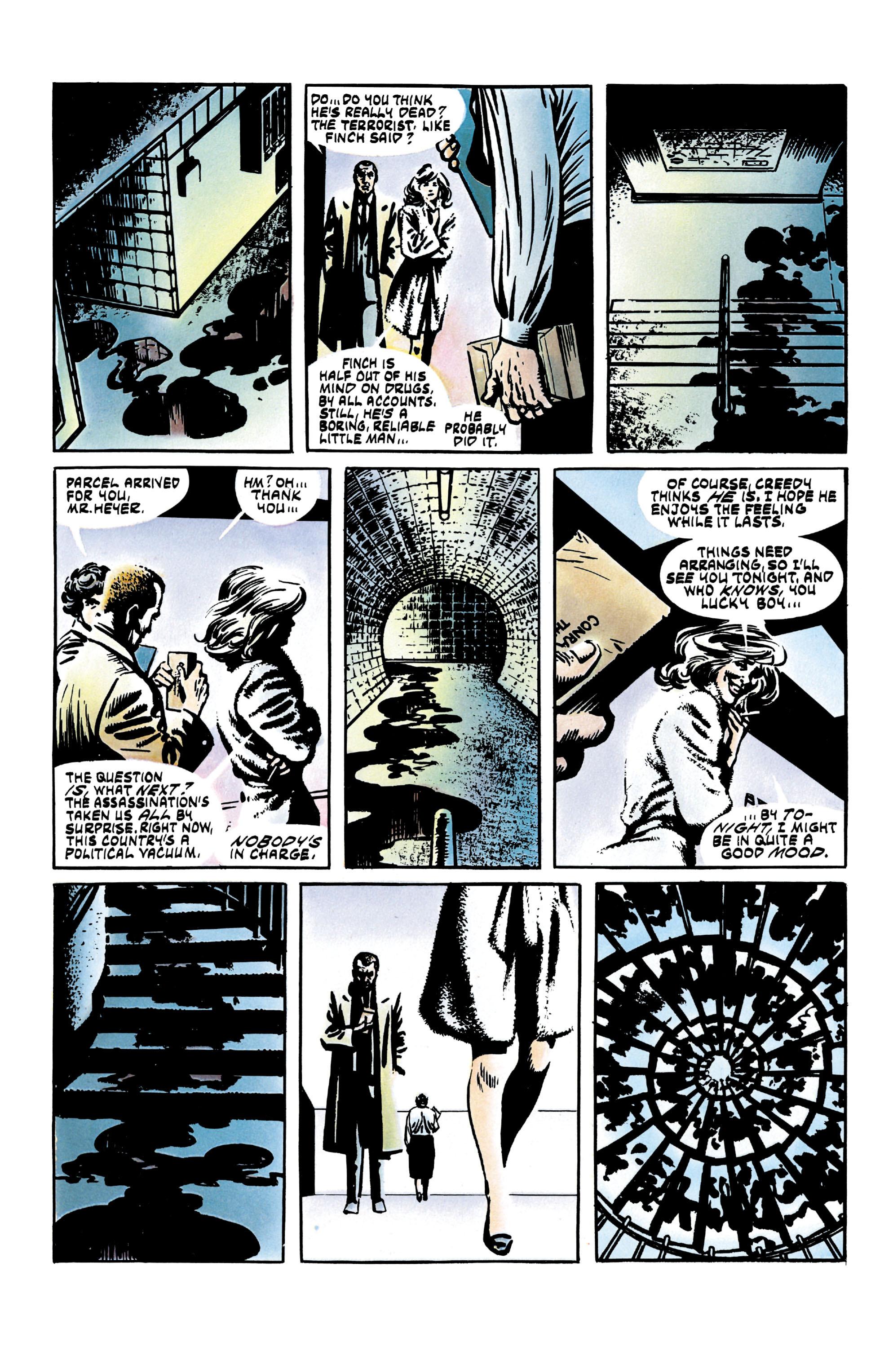 V for Vendetta chap 10 pic 3