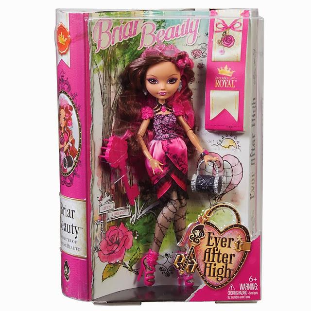 Muñeca Briar Beauty en caja