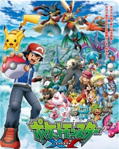 Pokemon XY Episode 1
