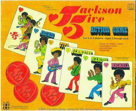 JACKSON FIVE (JACKSON 5IVE)