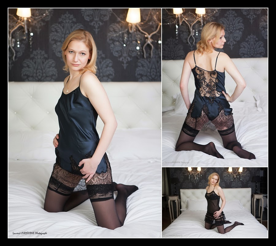 Boudoir photographer paris