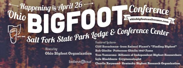 Ohio Bigfoot Conference 2014