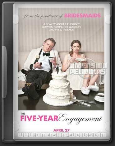 The Five-Year Engagement (DVDRip Inglés Subtitulada) (2012)