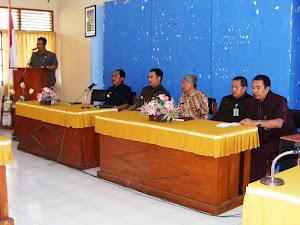 Penandatanganan Pakta Integritas Optimalisasi Pelayanan Publik