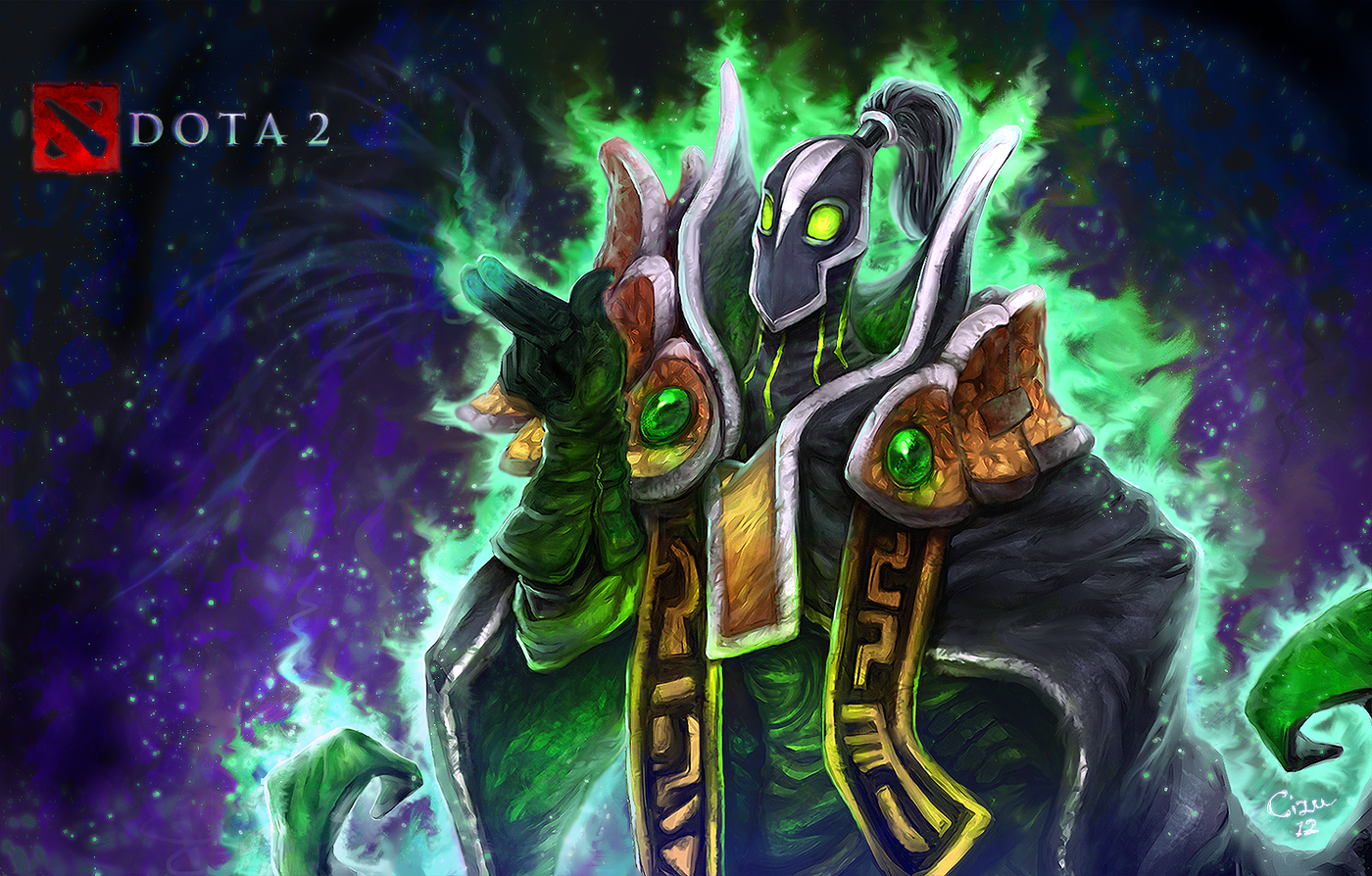 Wallpaper rubick by cizu