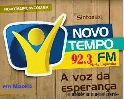 Conheça a rádio novo tempo em Maceió AL - 19h as 6h e aos fins de semana. Sintonize!