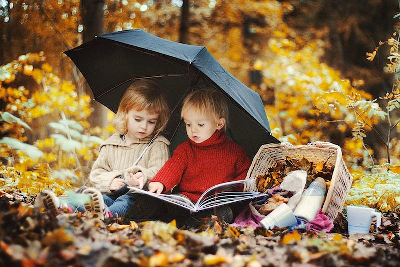 Фото очаровательных детей (11 фото)