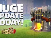 Akhirnya Clash Of Clans Rilis Update TH 11