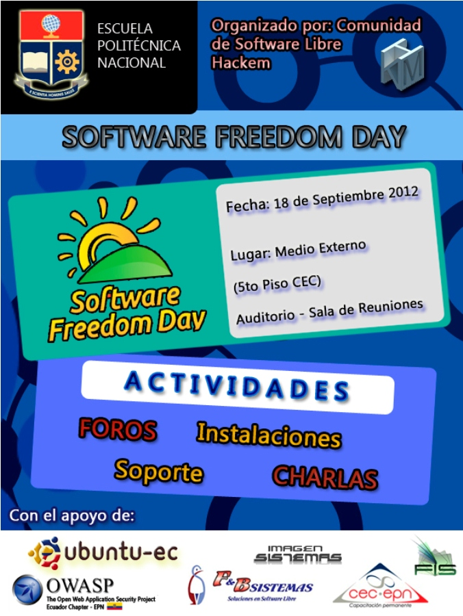 Software Fredoom Day 2012 [Hackem EPN]