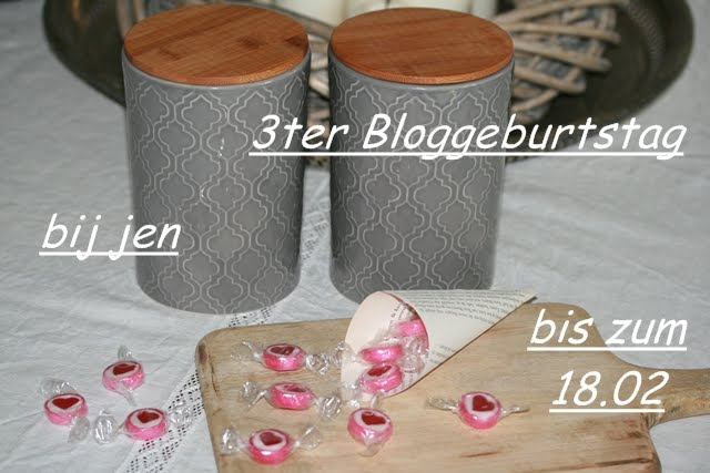 3. Bloggeburtstag