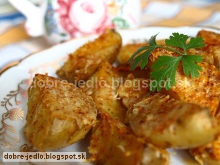 Syrové zemiaky - recepty