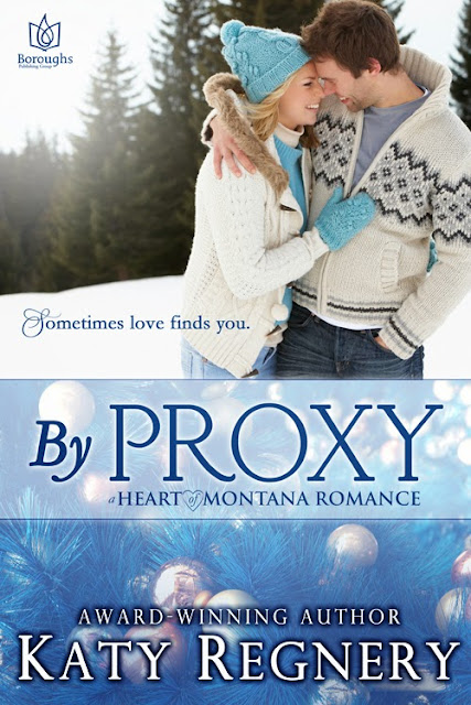 New Release – By Proxy by Katy Regnery