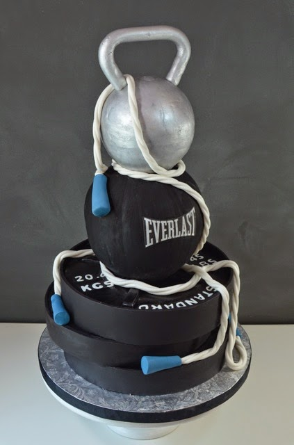 Cup A Dee Cakes Blog Workout Weights Groom S Cake