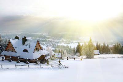 Cantones Suizos en Invierno