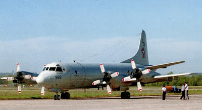 Американский аналог Ил-38
