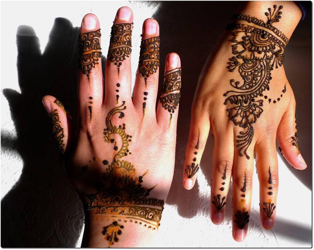 Latest Indian Sudani Pakistani Arabic Arabian Mehndi Designs