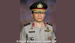 St Irjen Pol Drs Maruli Wagner Damanik, M.AP, Jenderal yang Konsisten Dalam Pelayanan