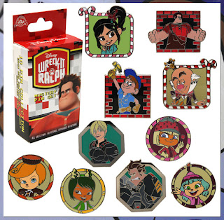 Merchandise for 'Wreck-It Ralph' at Disney Parks is 8-Bitastic