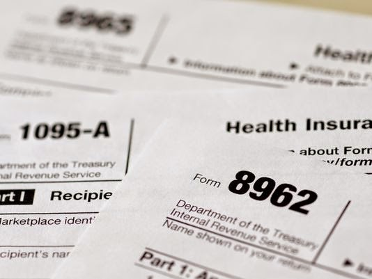 Pics of Obama Care Tax Forms 8962, 1095-A