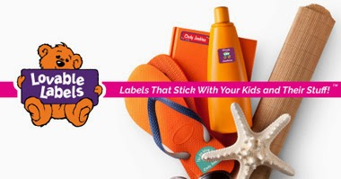 Lovable Labels - Save $5 on Ultimate Camp Packs