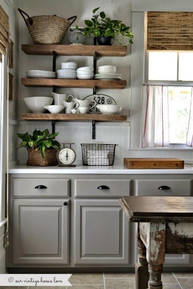 Muebles de cocina estilo retro gallery of cocina moderna for Muebles cocina vintage