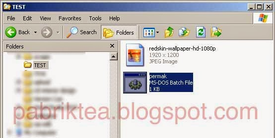 Generate Filename dalam Satu folder