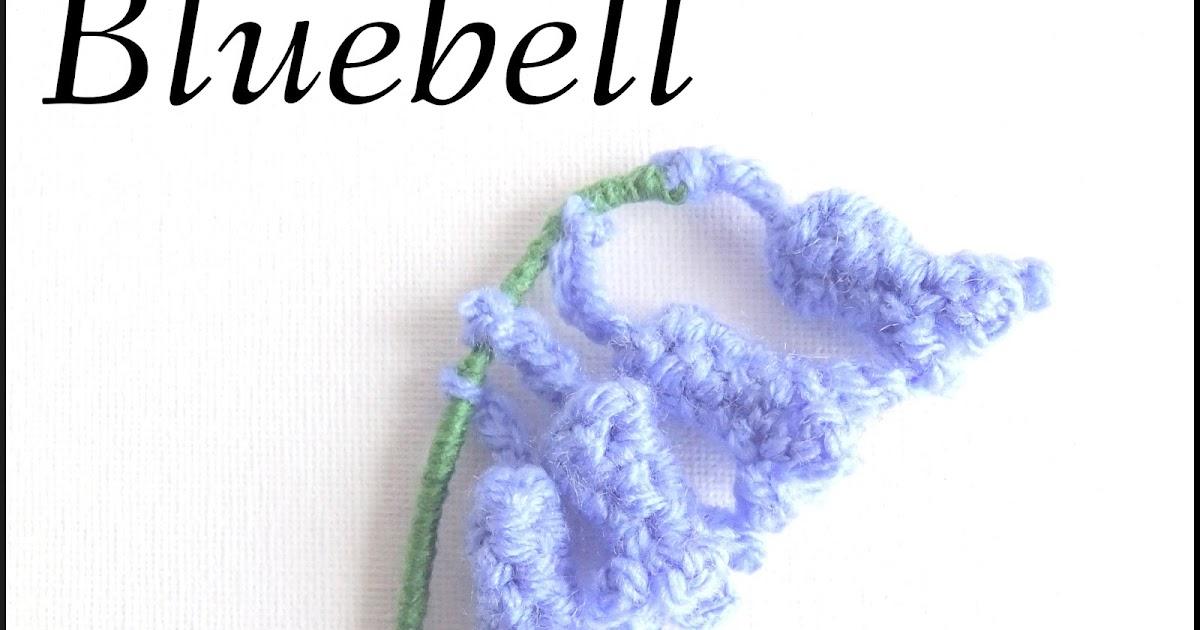Siona Karen Crochet Pattern Bluebell