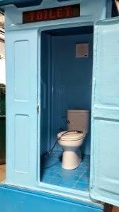 Toilet Portable Ramah Lingkunagan, Teknologi Toilet Moderen