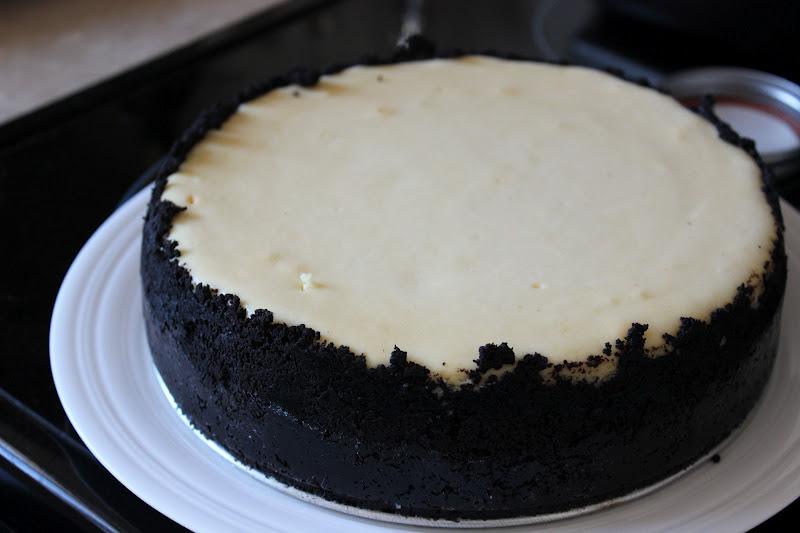 Naked Cupcakes: Chocolate Caramel Cheesecake