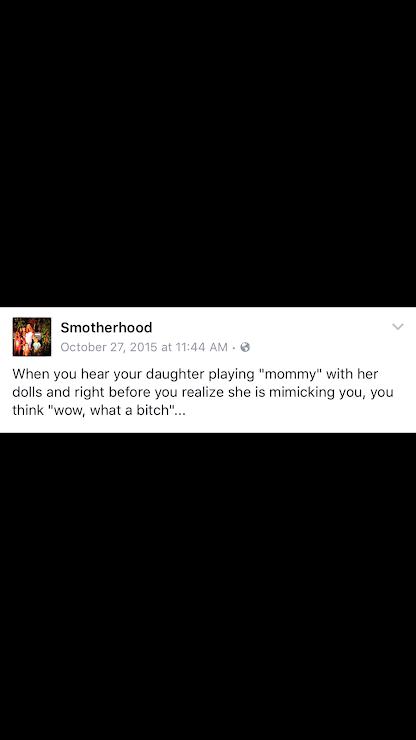 smotherhood