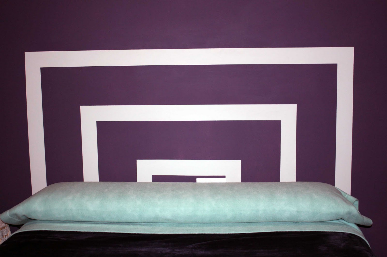 Carla s craft - Cabecera para cama ...