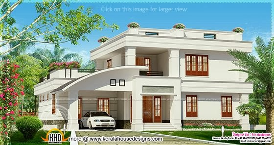 Villa 2800 square feet