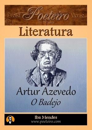 O Badejo, de Artur Azevedo gratis em pdf