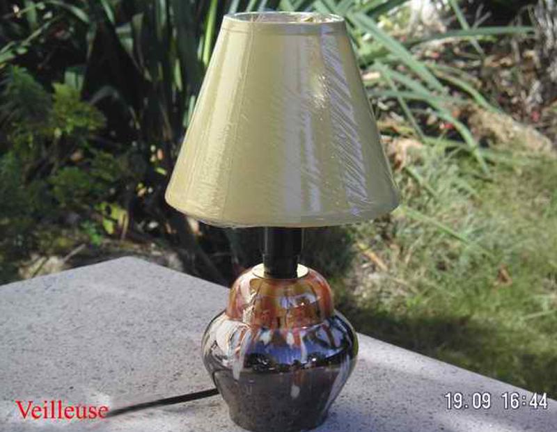 la peinture sur porcelaine les petites veilleuses. Black Bedroom Furniture Sets. Home Design Ideas