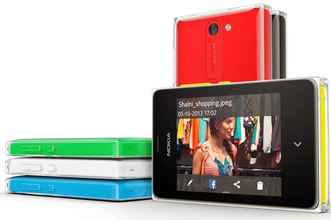 Harga Nokia Asha 503 Terbaru Februari 2014 Dan Spesifikasi