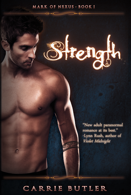 Release Day: Strength