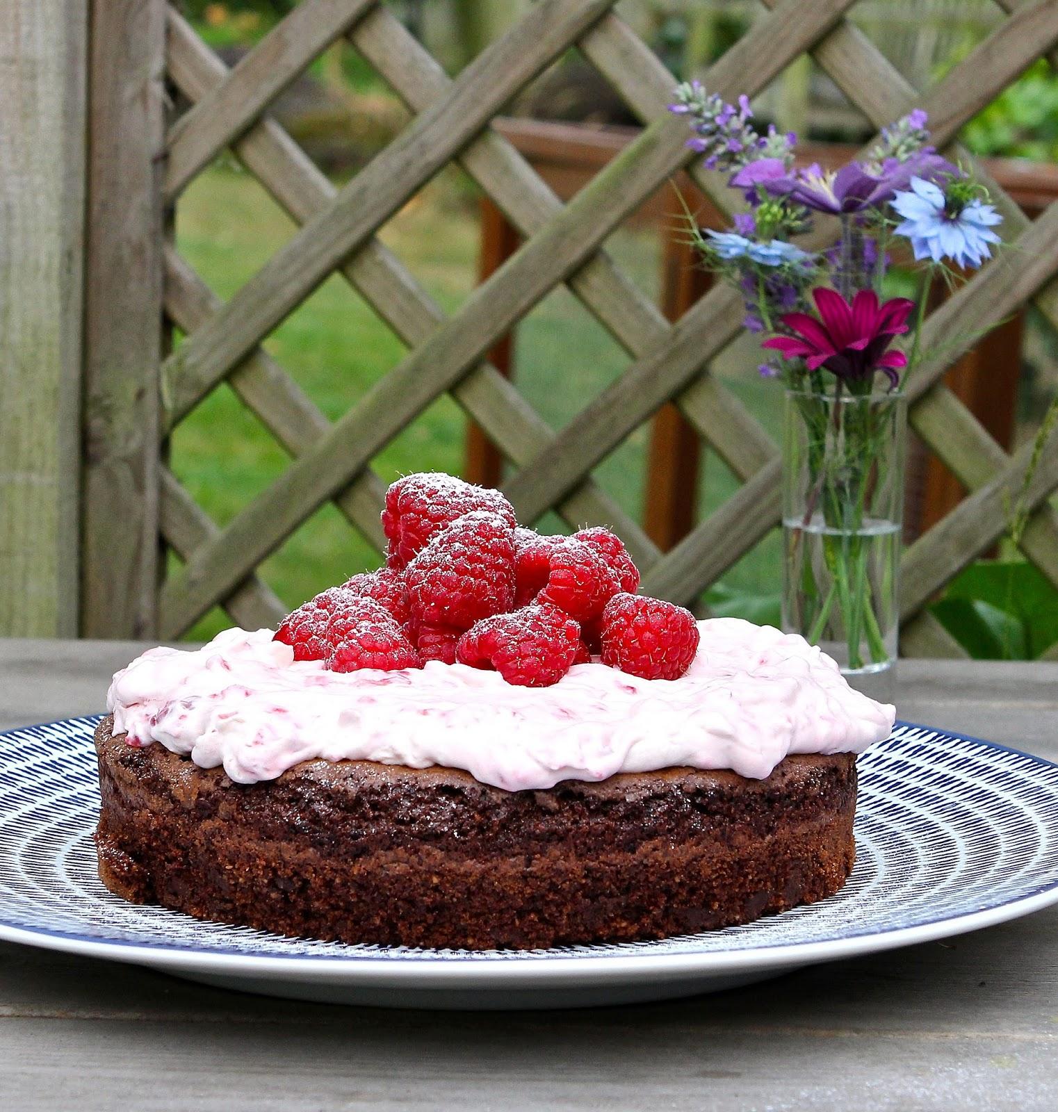 Gluten Free Alchemist: Fudgy Chocolate Birthday Cake Mix